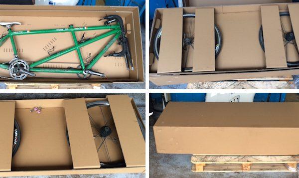 Bike Box for Paracyclist