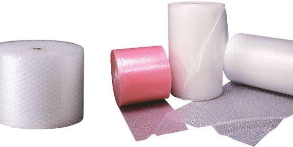Bubble Wrap Cushioning Material