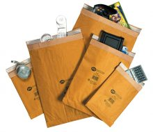 Padded Bags and Bubble Mailers product